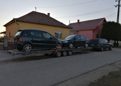 Autószállítás Mosonmagyaróvár Balmazújváros