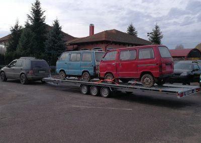 Autószállítás Nyíregyháza Pánd